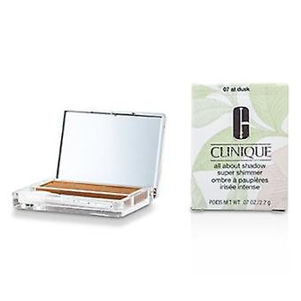 Clinique All About Shadow - 07 At Dusk (super Shimmer) 2.2g/0.07oz