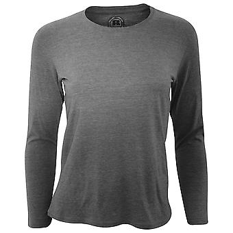 Russell Womens/Ladies Long Sleeve HD T-Shirt