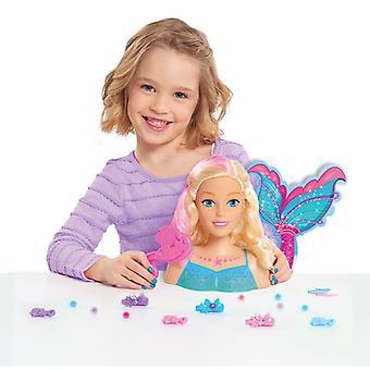 Barbie Dreamtopia Mermaid Styling Head