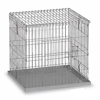 Gaun Exposure cage Doves Medium 60 X 60 (Birds , Cages and aviaries , Portable Cages)
