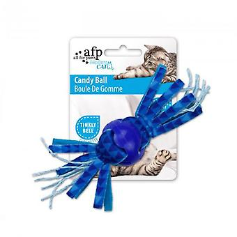 AFP Rubber Ball (Cats , Toys , Plush & Feather Toys)