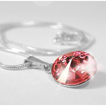 Pendant necklace pink PMB1.1