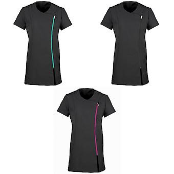 Premier Ladies/Womens *Camellia* Tunic / Health Beauty & Spa / Workwear (Pack of 2)