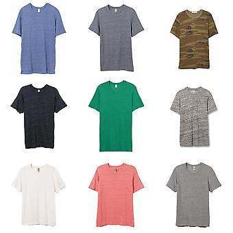 Alternatív ruházat férfi Eco Jersey Crew póló