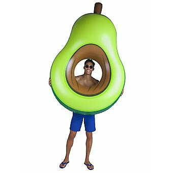Bigmouth Inflatable Floating Lounge Gigantic Avocado 170cm