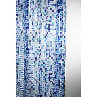 Mosaiikki suunnittelu Peva suihku verho 180 X 180cm