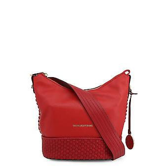 Trussardi Original Women All Year Shoulder Bag - Couleur Rouge 49008