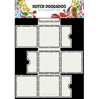 Niederländisch Doobadoo Niederländische Box Art Mini Tasche Seite 470.713.052 A4