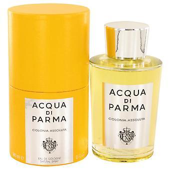 Acqua Di Parma Colonia Assoluta Eau De Cologne Spray By Acqua Di Parma 6 oz Eau De Cologne Spray