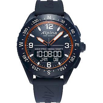 Alpina Smartwatch - Alpina AlpinerX - AL-283LNO5NAQ6
