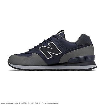 New Balance Mens ml574pte Fabric Low Top Lace Up Running Sneaker
