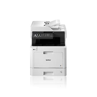 Multifunktions Drucker Brother MFCL8690CDWYY1 31 ppm 256 Mb USB/rot/Wifi + LPI Laser Fax Drucker Farbe