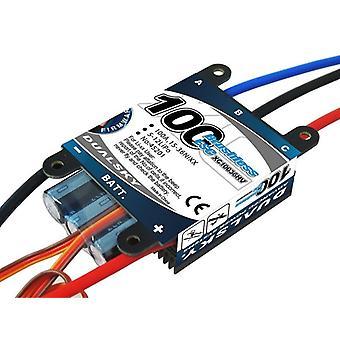 DualSky 100 een ESC 2-12s, High Voltage, V2