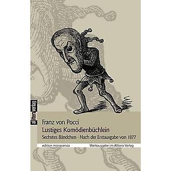 Lustiges Komdienbchlein by von Pocci & Franz