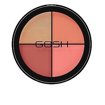 Gosh Strobe'n Glow Illuminator Kit #002-blush 15 Gr för kvinnor