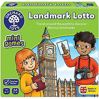 Orchard Mini Spil Vartegn Lotto