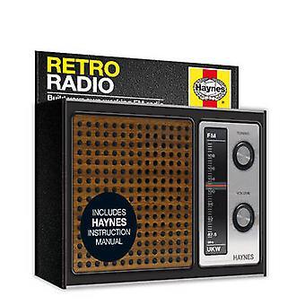 Haynes FM  Retro Radio No Soldering by Franzis Verlag