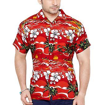 Club cubana men's slim fit classic short sleeve casual shirt cdkupb355