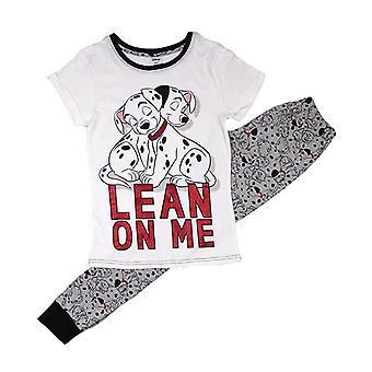 Women's Disney 101 Dalmatians Lean on Me Pyjama Set