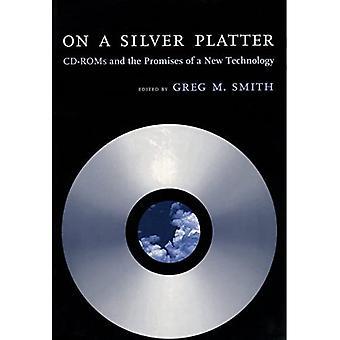 På en sølvtallerken: CD-ROM-er og løftene om en ny teknologi