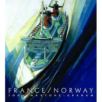 France/Norway - France's Last Liner/Norway's First Mega Cruise Ship by