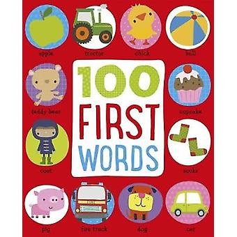 100 First Words by Dawn Machell - 9781684120222 Book