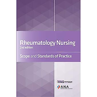 Rheumatology Nursing - Scope and Standards of Practice by Ana - 978194
