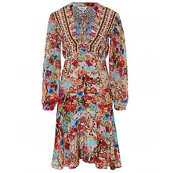 Inoa Covent Garden Silk Mini Dress