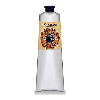 Fugtgivende Foot Cream Karite L'occitane (150 ml)