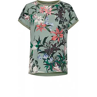 b.young Floral Print Top