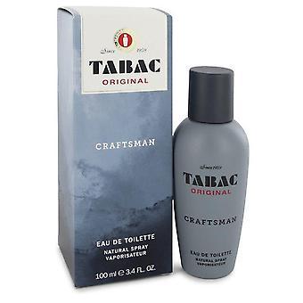 Tabac Original Craftsman Eau De Toilette Spray By Maurer & Wirtz 3.4 oz Eau De Toilette Spray