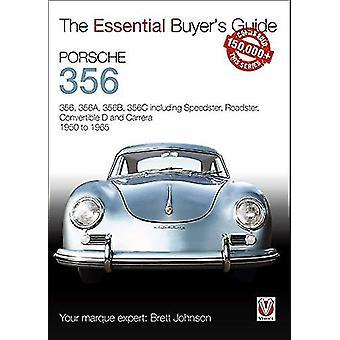 Porsche 356 - 356 - 356a - 356b - 356c Inclusief Speedster - Roadster