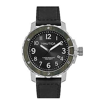 ساعة رجالية نوتيكا NAD15011G (45 مم) (Ø 45 مم)