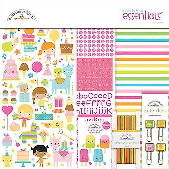 Doodlebug Design Hey Cupcake Essentials Kit