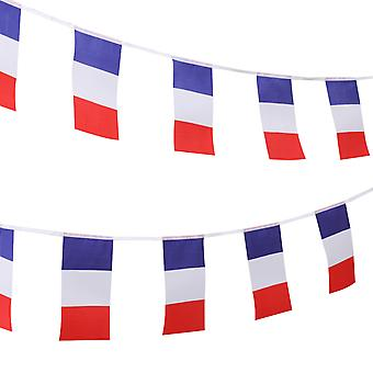 FRENCH FLAG GARLAND