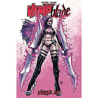 Vampblade Volume 10 - Back In Black by Jason Martin - 9781632294876 Bo