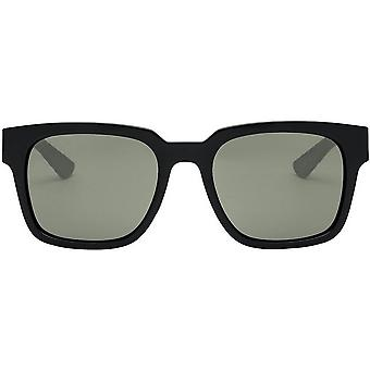 Electric California Zombie Sport Sunglasses - Gloss Black/Ohm Grey