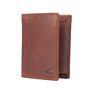 Camel active mens wallet plånbok Brown/brandy 1718