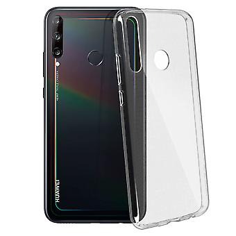 Protective Cover Huawei P40 Lite E Silicone Flexible Resistant Ultra Thin Clear