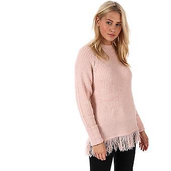 Vrouwen's Vero Moda Acel Jumper in Pink