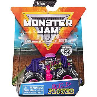 Monster Jam 01:64 Scară - Floare sălbatică