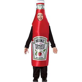 Heinz Ketchup barn kostym