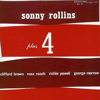 Sonny Rollins - Plus Four [CD] USA import