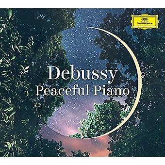 Diverse Kunstenaar - Debussy: Vreedzame Piano [CD] De invoer van de V.S.