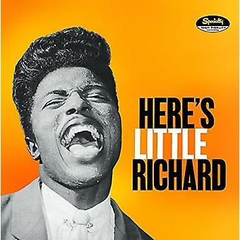 Little Richard - Here's Little Richard [CD] USA import