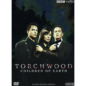 Torchwood: Children of the Earth [DVD] USA import