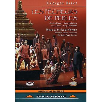 G. Bizet - Les Pecheurs De Perles [DVD] USA import