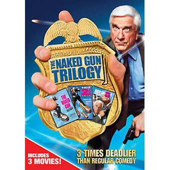 Naked Gun trilogia Collection [DVD] USA tuonti