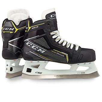 CCM Super Tacks 9370G Goalie Skates Junior / Intermediate