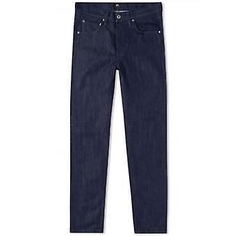 Edwin ED-55 CS Yukki Blue Denim Regular Tapered Jean